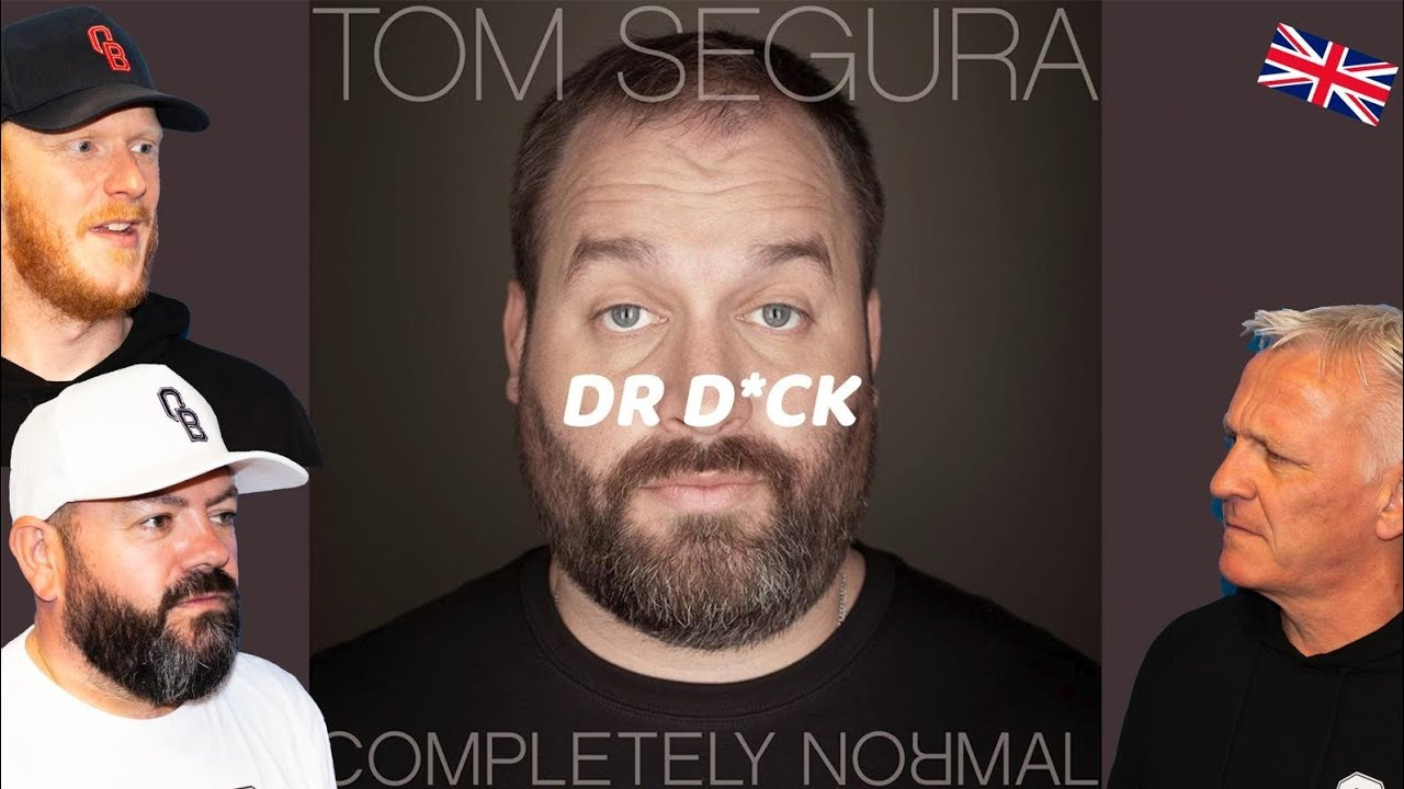 Tom Segura - Dr. D*ck REACTION!!   OFFICE BLOKES REACT!!
