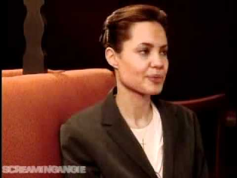 The Bone Collector - Angelina Jolie interview