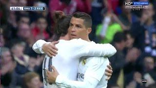 Real Madrid 10 - 2 Rayo Vallecano All Goals & Full Highlights 20/12/2015 - La Liga