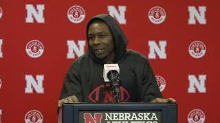 HOL HD: Dedrick Mills Wisconsin Post Game Comments
