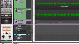 How to use Compression on Grand Piano in SONAR X3 (4 of 7)