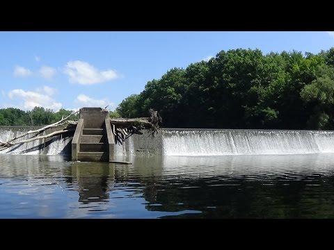 Creek Smallmouth, Walleye, (Grand River, Ohio)
