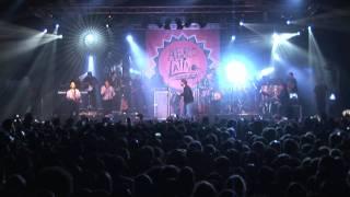 Afro-Latino Festival 2011 Bree (B): Juan Luis Guerra y 4.40 - El Costo de la Vida - live