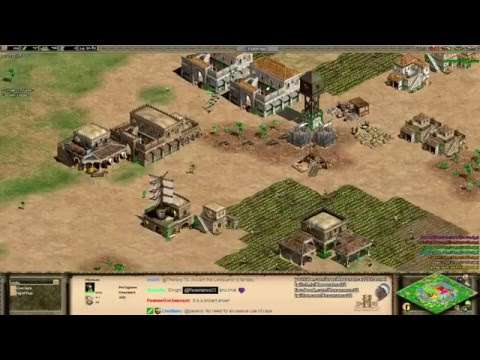 "Aoe2 HD: ""African Kingdoms"" – Shipwreck FFA Diplomacy"