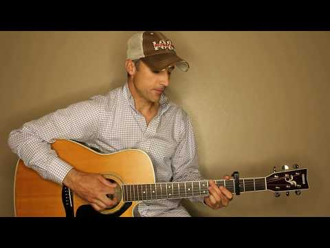Why Not Me - Eric Church - Guitar Lesson | Tutorial