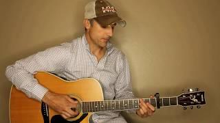Why Not Me - Eric Church - Guitar Lesson | Tutorial