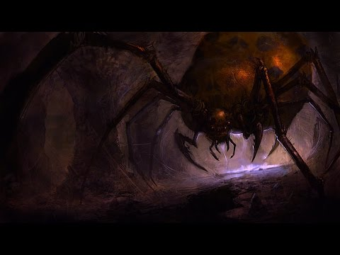 Fantasy Art Dd Spider