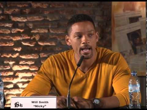 Will Smith en Argentina hablando Español por CN23