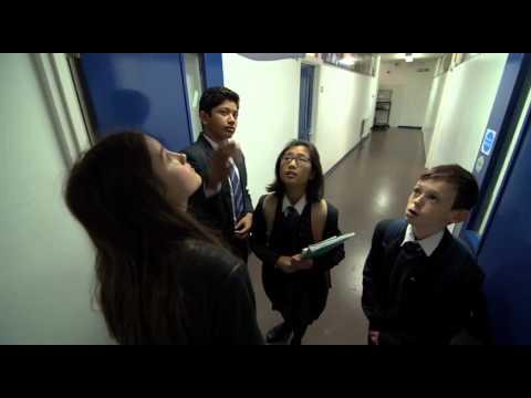 Anti-bullying film competition 2014 - Bishop of Llandaff High School (secondary)