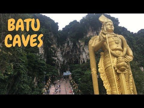 The Batu Caves with kids | MALAYSIA travel