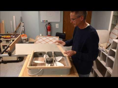DIY Workshop Air Filtration
