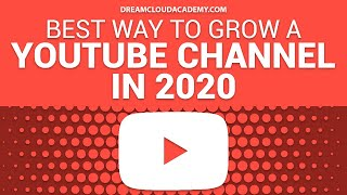 Best Way To Grow A YouTube Channel In 2020 (Make Money Online 2020)