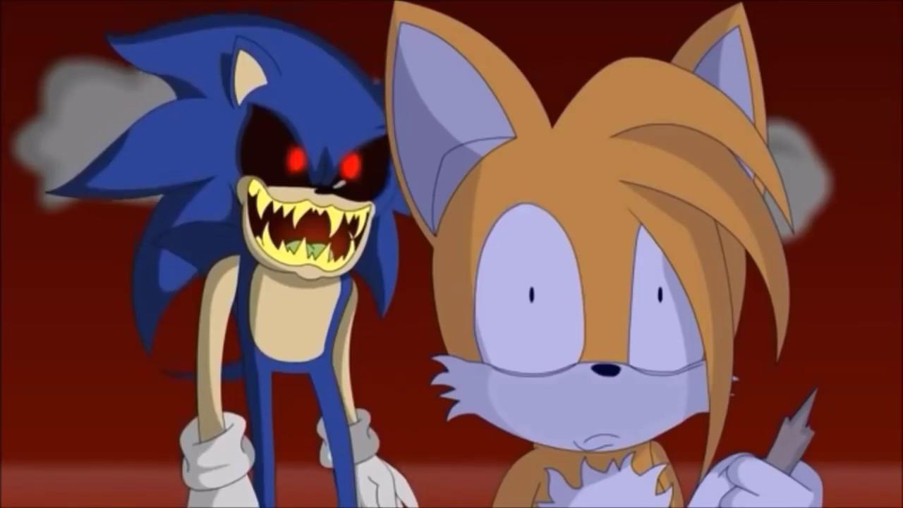 Sonic Exe I M Blue Youtube