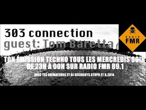 Émission du 25/10/2017 : Tom Baretta DJ Set @ FMR 89.1