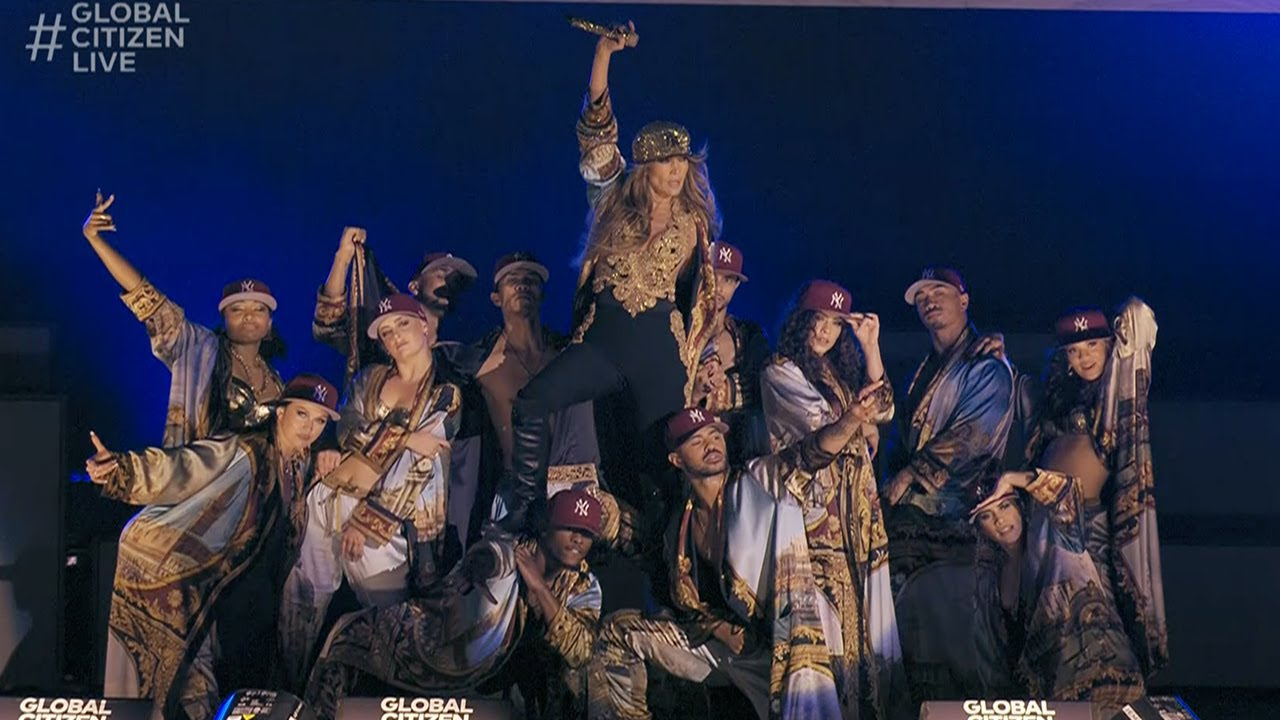 Download Jennifer Lopez - Jenny From The Block - Global Citizen LIVE Performance