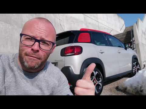 KINKY NA VALENTINOVO? - Citroën C3 aircross :) - VLOG #504