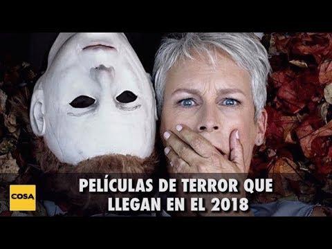 Películas de terror que llegan en el 2018