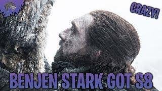 Game of Thrones Season 8 Benjen Returns Theory? The Fate of Benjen Stark Part 1 Lycan Studios