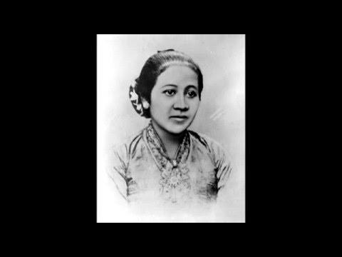 IBU KITA KARTINI (LIRIK) - Cipt. W.R. Supratman - Musik Pompi S.