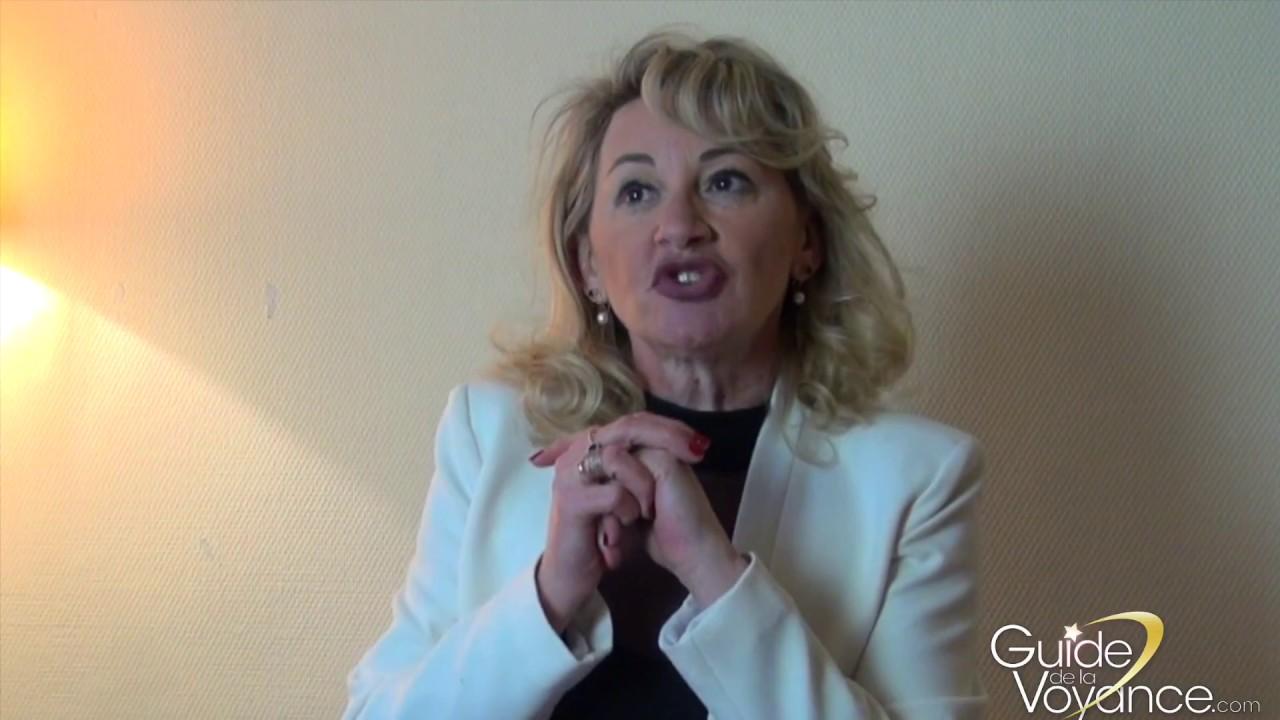 Prédictions 2018 par Anne-Lyse Lacourt, médium - YouTube 4898bcd3e8f8