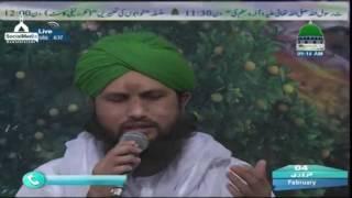 Kalam-e-Yaad-e-Madina Thandi Thandi Hawa Madine Ki -  Qari Asad Raza Attari Al Madani