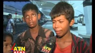 হায় রে জীবন পথশিশুদের! Under Privileged Children in Dhaka  part 01 story by Sushanta sinha