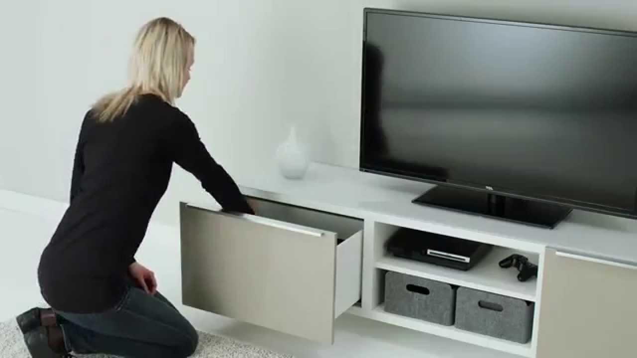 Wohnwand ikea besta  IKEA BESTÅ/INREDA SYSTEM - Immer toll anzusehen - YouTube