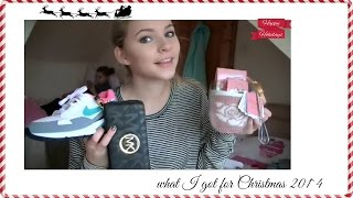 WHAT I GOT FOR CHRISTMAS 2014 Thumbnail
