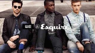 WE & Esquire - Behind the scenes Thumbnail