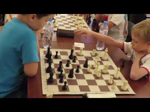 2016-06-03 Children Chess BLITZ-RAPID