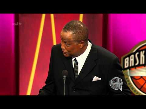 Jamaal Wilkes' Basketball Hall of Fame Enshrinement Speech