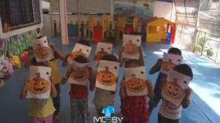 HALLOWEEN DRAWING FOR SMALL CHAMPS BY MESSY ACTIVITY & DANCE ACADEMY