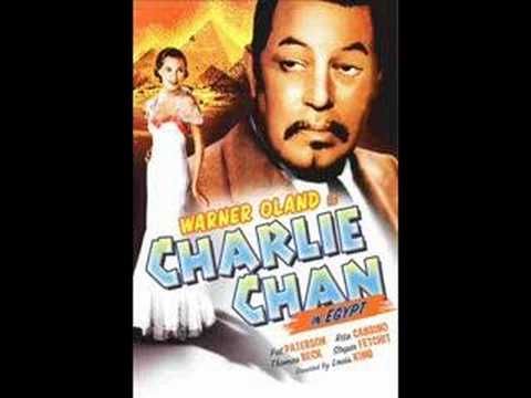 Trailer do filme Charlie Chan no Egito