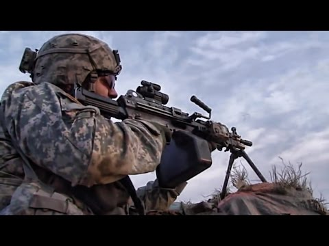 U.S. Army Live-Fire Range 44 • Fort Drum, New York