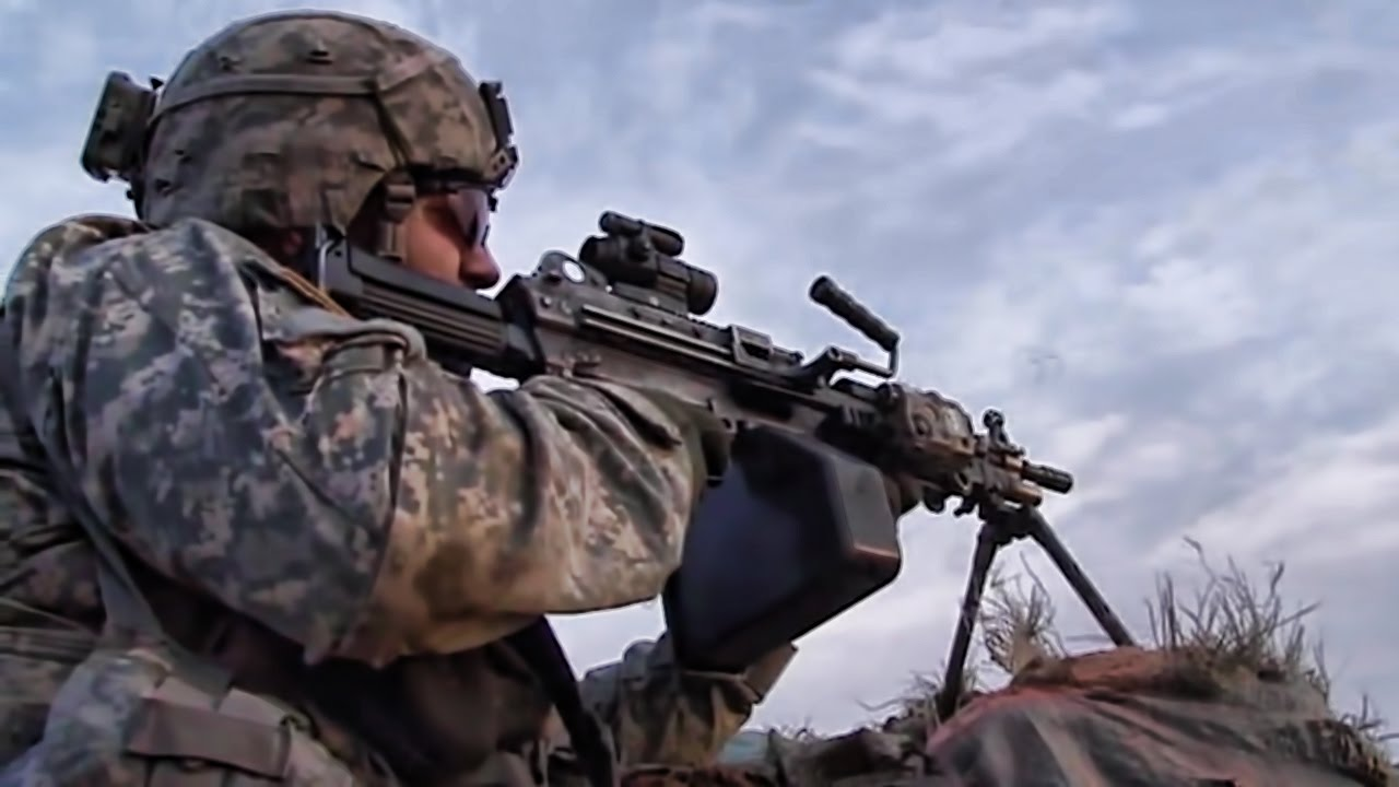 U S  Army Live-Fire Range 44 • Fort Drum, New York
