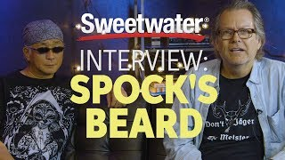 Spock's Beard Interviewed by Sweetwater