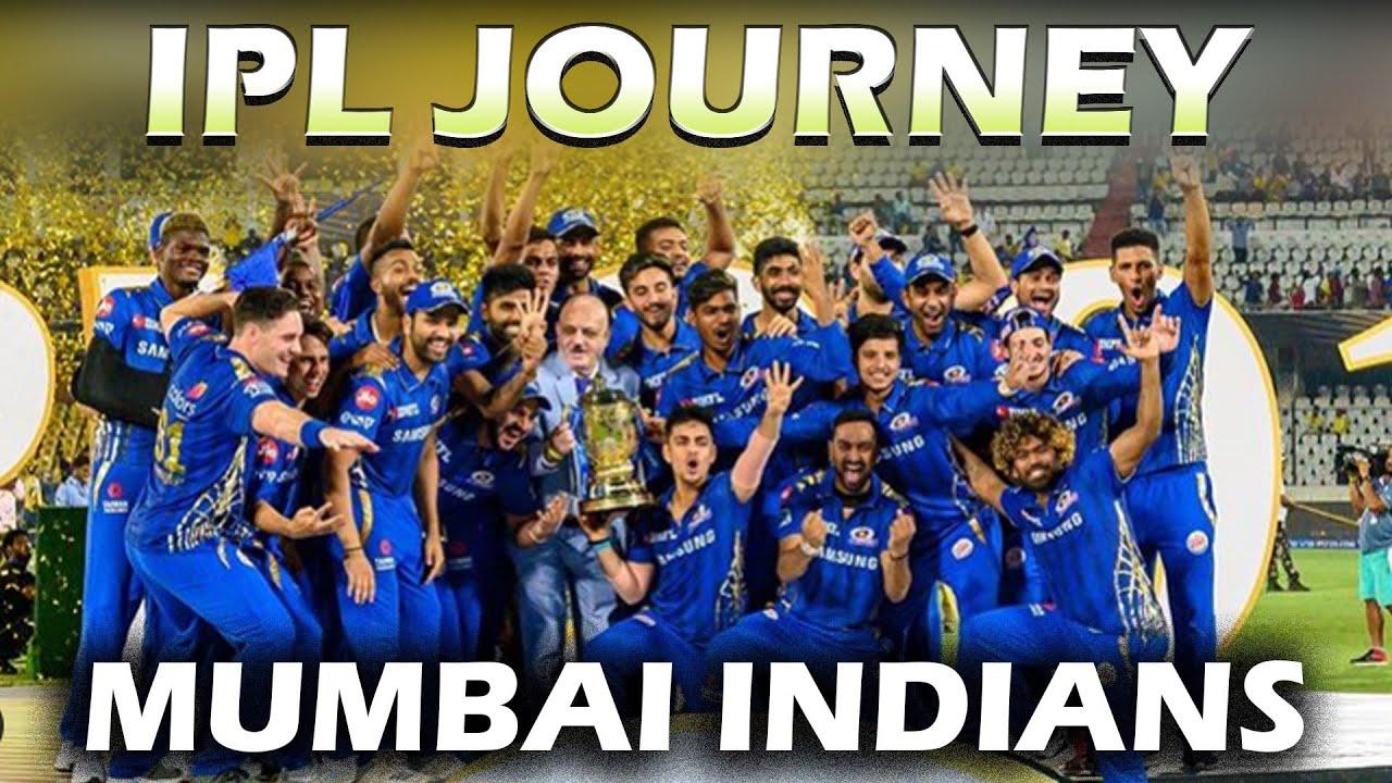 IPL Journey of 4 Time Champion Mumbai Indians
