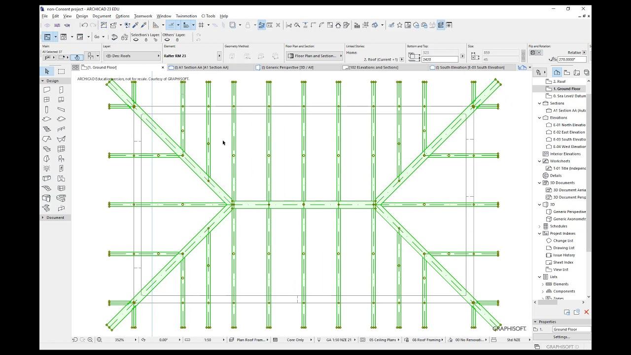 Roof Framing Plan Myrooff Com