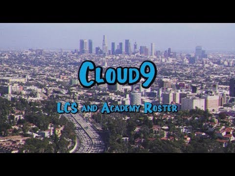 Cloud9 LCS and Academy Roster