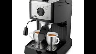 Ремонт кофеварки DeLonghi EC 155(Этот ролик обработан в Видеоредакторе YouTube (http://www.youtube.com/editor), 2016-08-31T15:30:01.000Z)