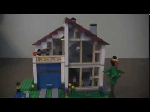 Review- LEGO Creator Family House (31012)