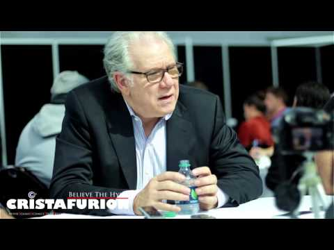 NYCC 2015 The Librarians John Larroquette Interview