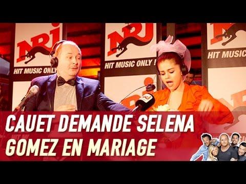 Cauet demande Selena Gomez en mariage -...