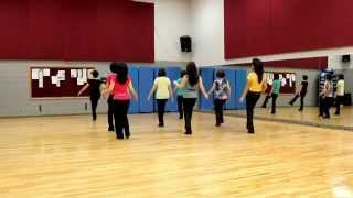 If I Don't - Line Dance (Dance & Teach in English & 中文)