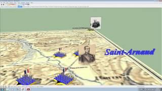 Крымская война .Оборона Севастополя 14 (26) сентября 1854 1 часть