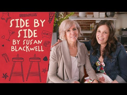 SIDE BY SIDE BY SUSAN BLACKWELL: Lindsay Mendez of CAROUSEL