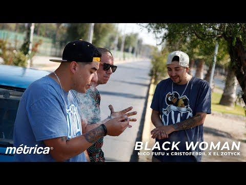 Black Woman - Nico Fufu x El Zotyck x Cristofebril (Video Oficial)
