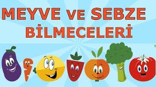 Meyve Ve Sebze Bilmeceleri