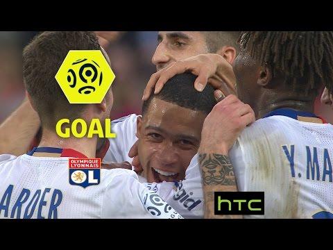 Goal Memphis DEPAY (82') / Olympique Lyonnais - Toulouse FC (4-0)/ 2016-17