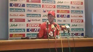 2nd ODI Post match Media Conference -  England tour of Sri Lanka 2018